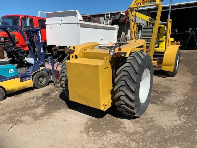 international 4030, 7 tonne 814657 009