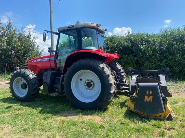 massey ferguson mf7465 and muthing mu-m mulcher 812201 001