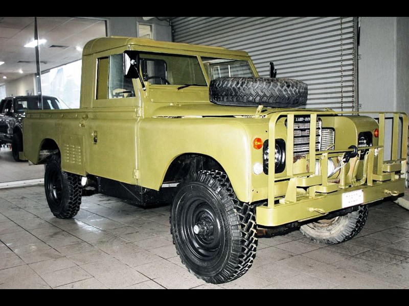 land rover series 3 815794 001