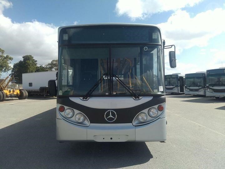 mercedes-benz volgren 0405 fleet # 1509 819660 003
