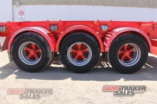 krueger semi 40ft skel semi trailer 338274 013