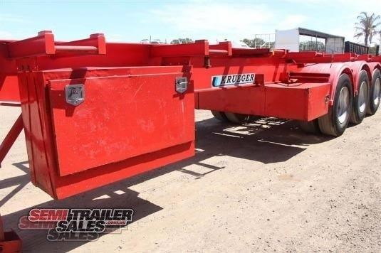 krueger semi 40ft skel semi trailer 338274 025