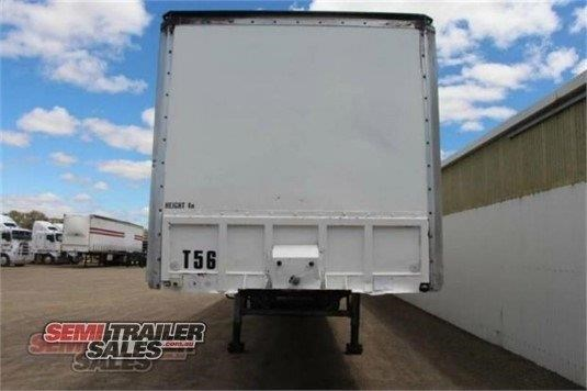 maxi-cube semi 45ft pantech semi trailer 341718 007