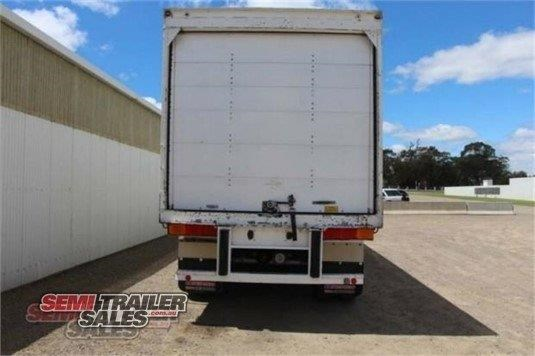maxi-cube semi 45ft pantech semi trailer 341718 009