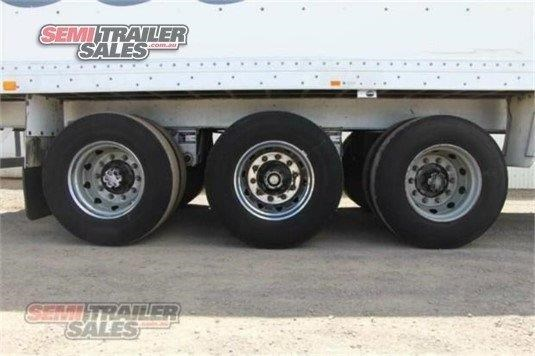 maxi-cube semi 45ft pantech semi trailer 341718 013