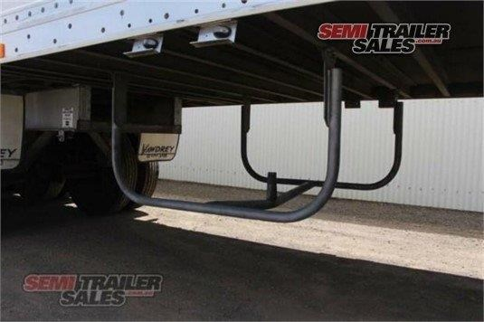 maxi-cube semi 45ft pantech semi trailer 341718 017