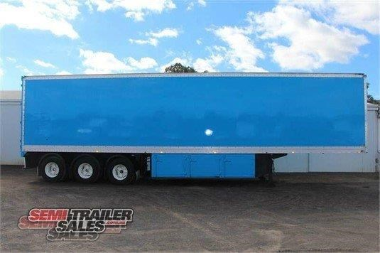 vawdrey semi 44ft pantech semi trailer 478756 001