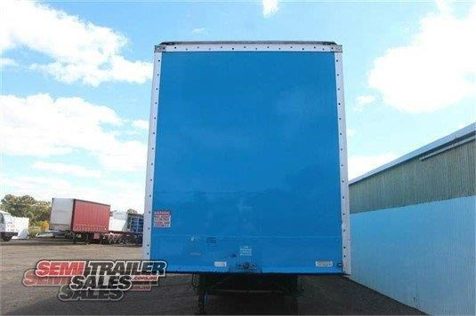 vawdrey semi 44ft pantech semi trailer 478756 007