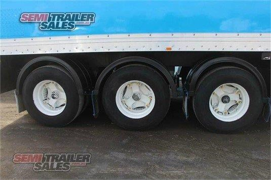 vawdrey semi 44ft pantech semi trailer 478756 013