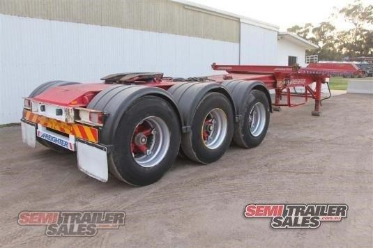 maxitrans semi roll back skel semi a trailer 493102 005