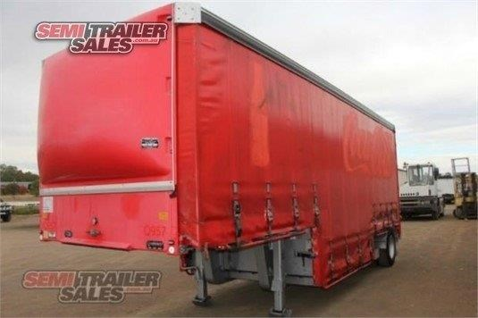 vawdrey semi 12 pallet double drop deck 352455 009