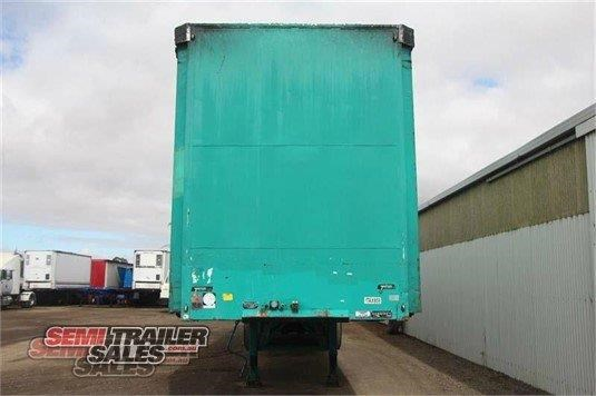 vawdrey semi 48ft curtainsider semi trailer 451969 007
