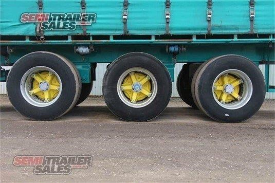 vawdrey semi 48ft curtainsider semi trailer 451969 015