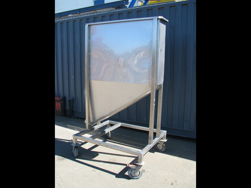 stainless steel tank on wheels 360l 823554 007