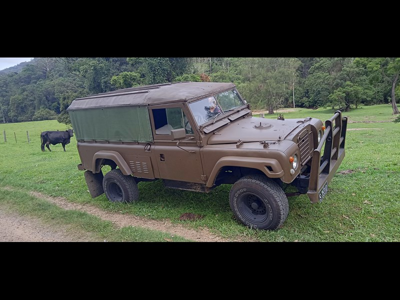land rover series 3 802335 005