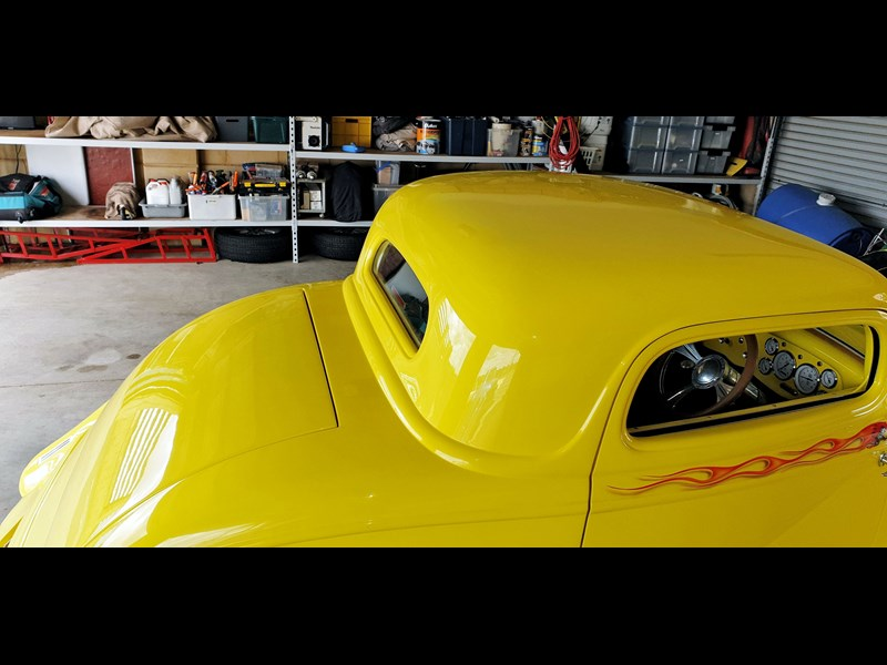 hot rod 3 window coupe 825294 023