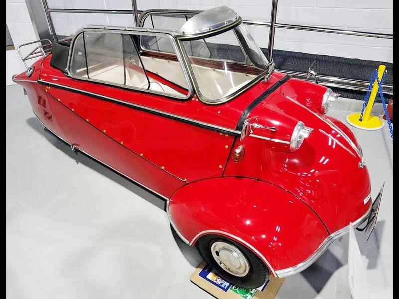 1960 メッサーシュミット KR200