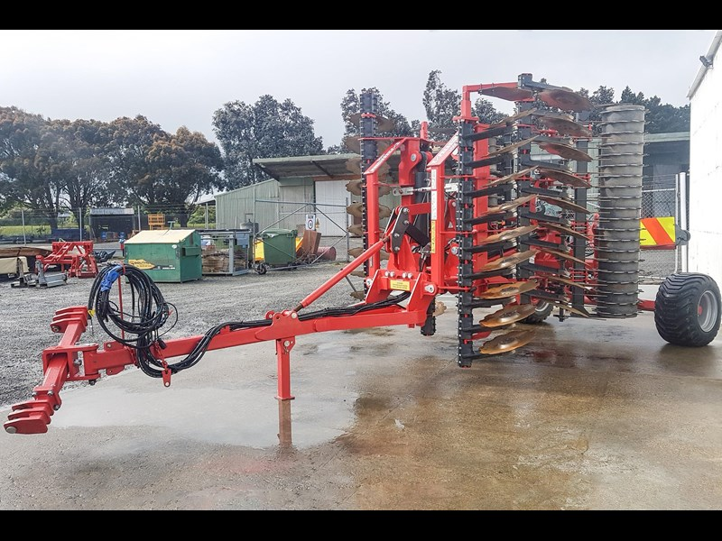 farm chief expressplus 4500 speed disc trailed 826180 011