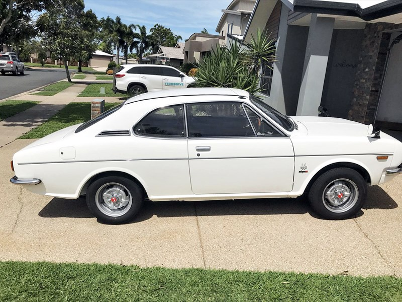 1970 ホンダ 1300 クーペ 9