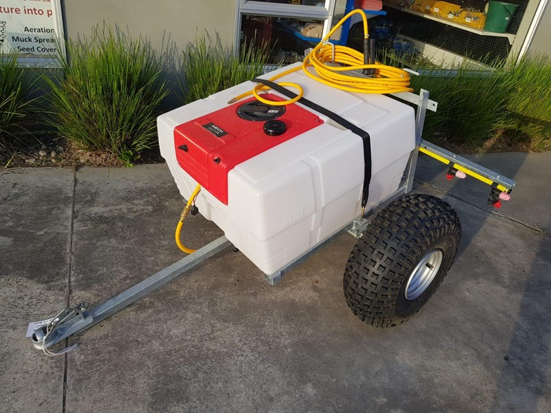 inex 200l atv sprayer 828745 001