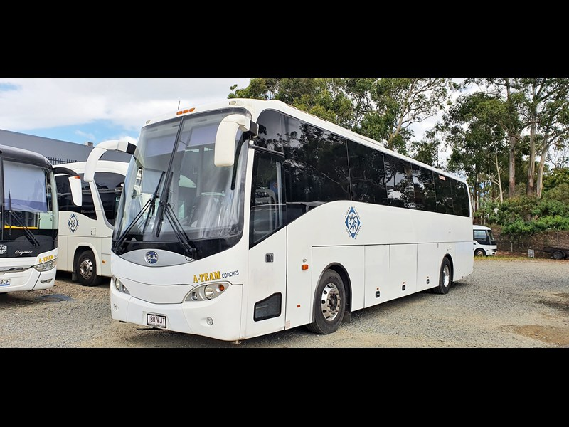 "bonluck president 2 ""1600"" luxury coach 830136 005"