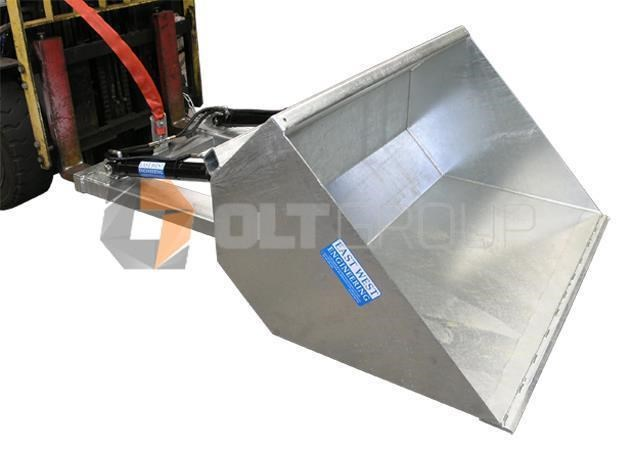 east west engineering dbhs2 hydraulic bucket attachment 830774 005