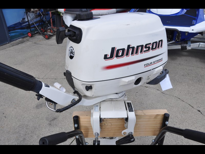 johnson 6hp 839004 007