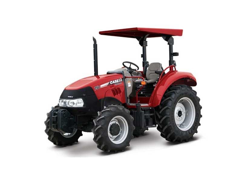 New Case Tractors : New case ih farmall c rops tractors for sale