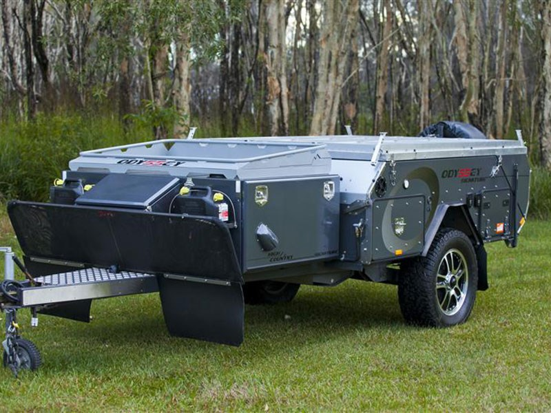 new australian off road odyssey camper trailers for sale. Black Bedroom Furniture Sets. Home Design Ideas