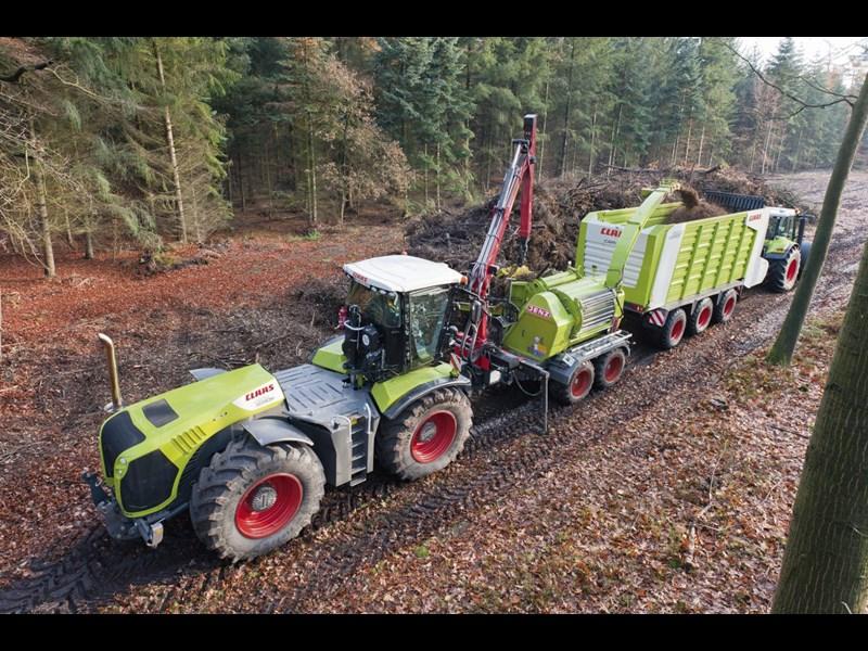 Prächtig New CLAAS XERION 4000 T Tractors for sale @SP_41