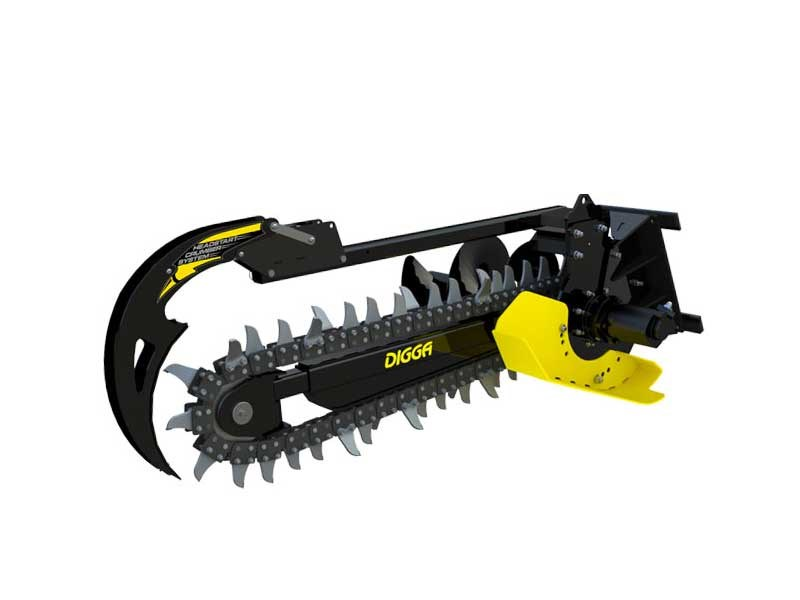 digga bigfoot trencher xd 1500 hf 45406 001