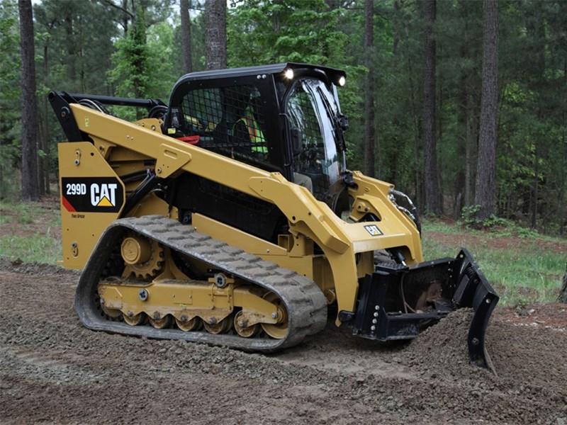 Skid Steer Drivetrain : New caterpillar d loaders for sale