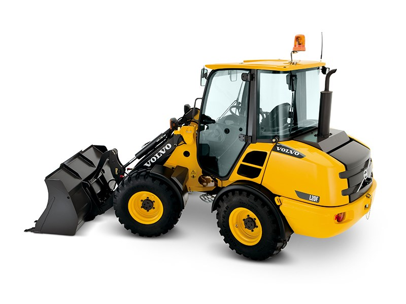 New Volvo L20f Loaders For Sale