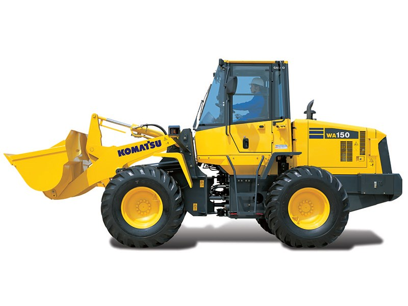 New Komatsu Wa150 5 Loaders For Sale