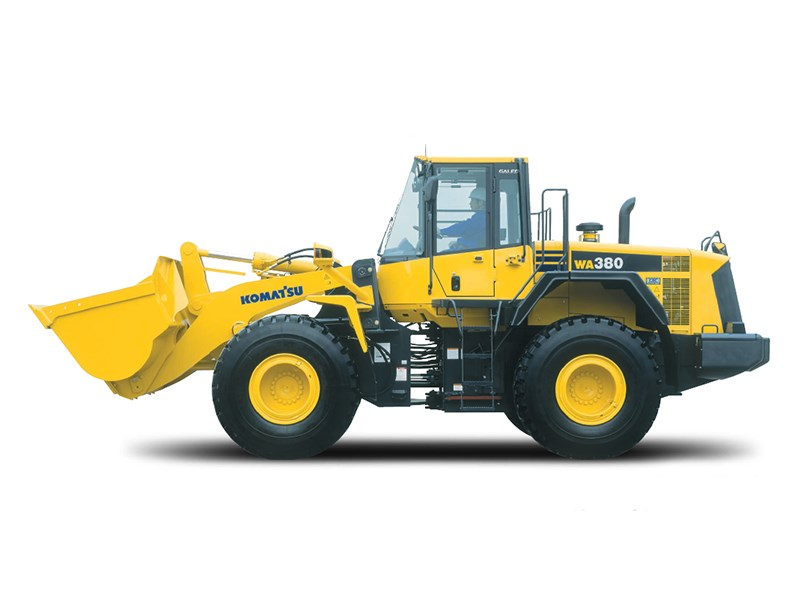 New Komatsu Wa380 6 Loaders For Sale