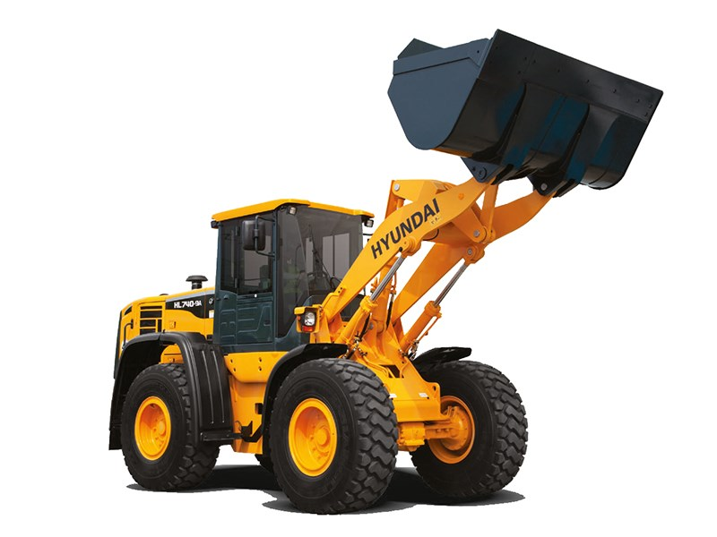 hyundai wheel loader hl780 9 service manual