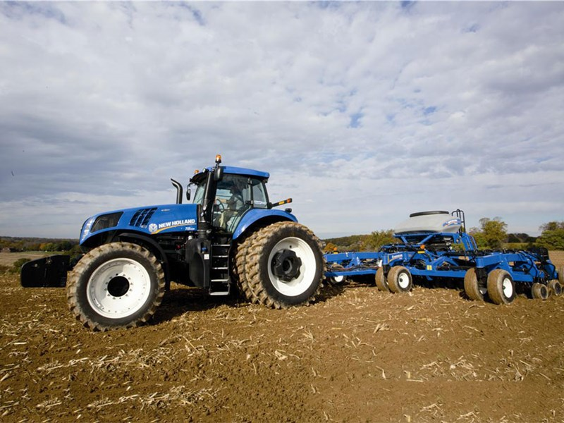 new holland t8.410 ac st 51048 007