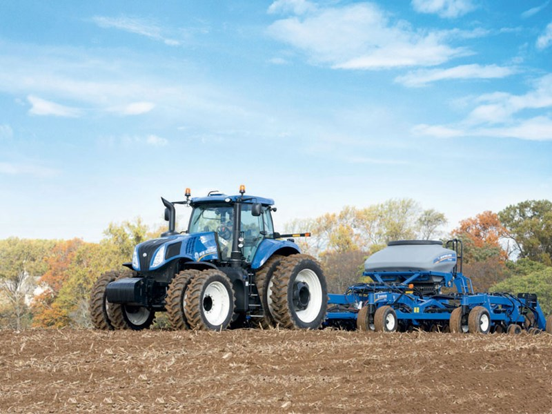 new holland t8.410 ac st 51048 009