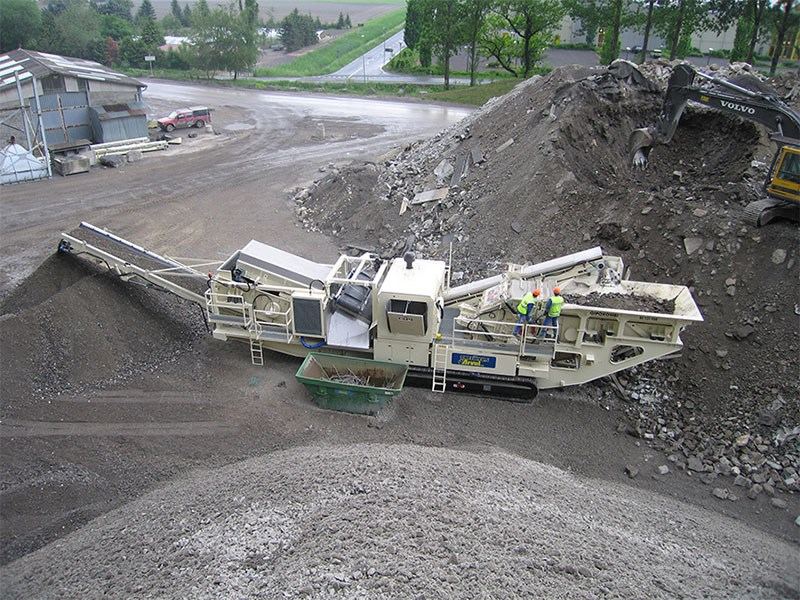 gipo rc 131 impact crusher 51818 001
