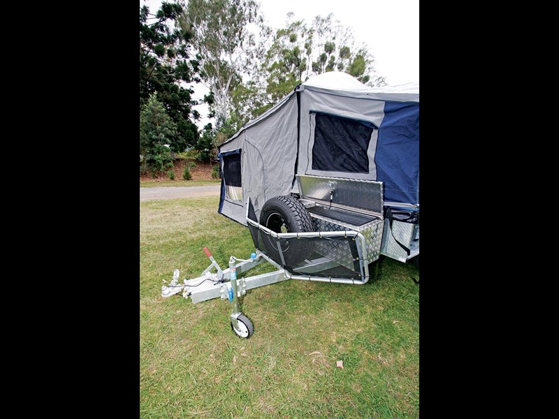 emu camper trailers off-road camper trailer 52925 009