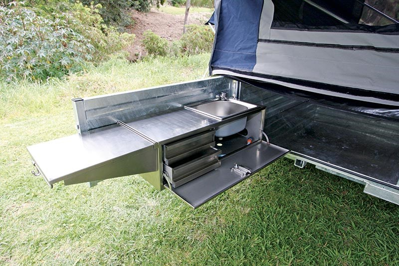 emu camper trailers off-road camper trailer 52925 008