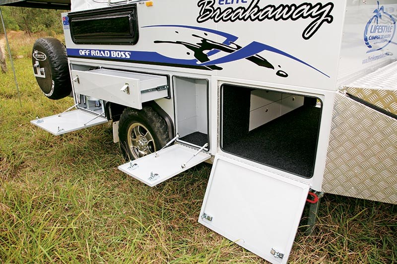 lifestyle camper trailers elite breakaway 52927 017