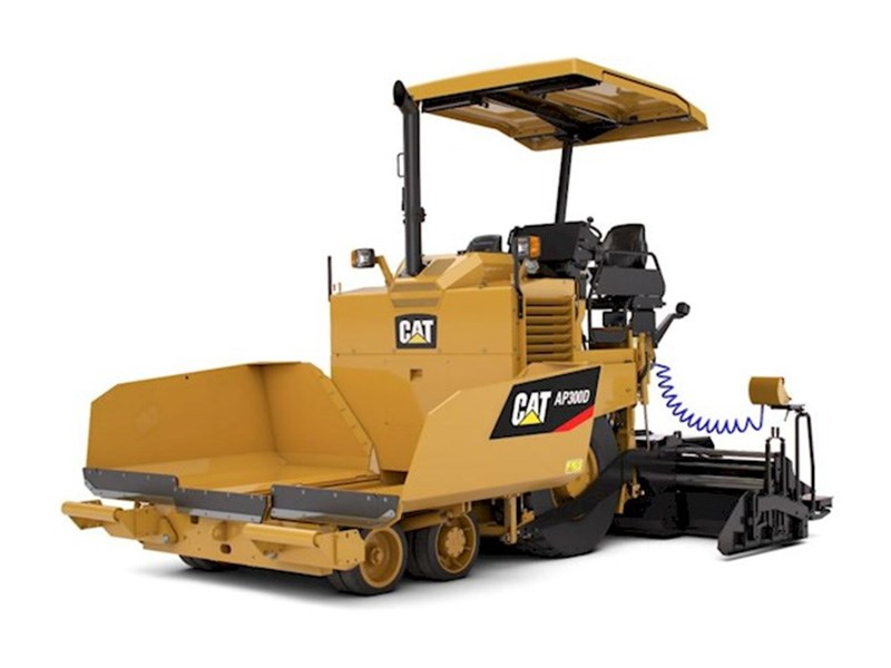 caterpillar ap300d w/ as3173 screed 54059 001