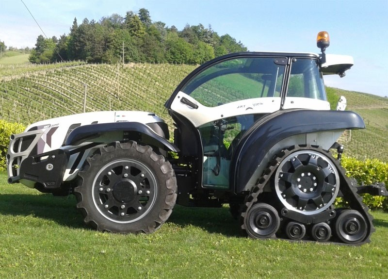 New Ferrari Sky Jump V95 Tractors For Sale
