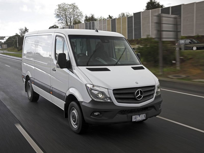 mercedes-benz sprinter 66361 007