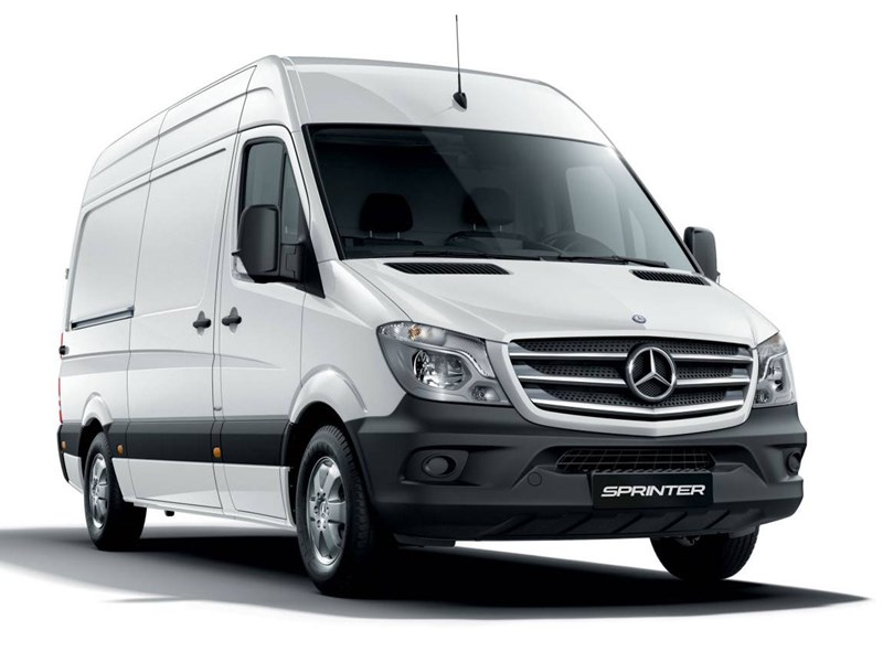 mercedes-benz sprinter 66357 009