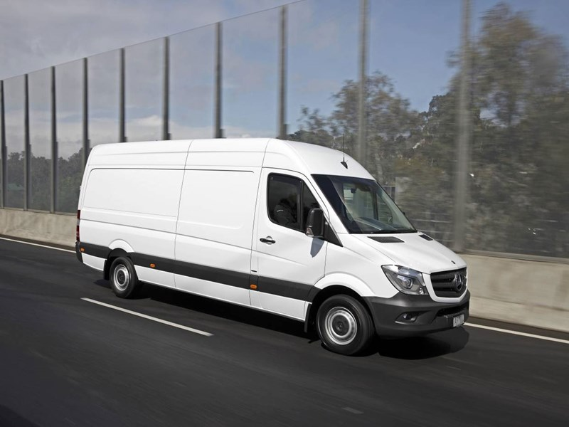 mercedes-benz sprinter 66350 009