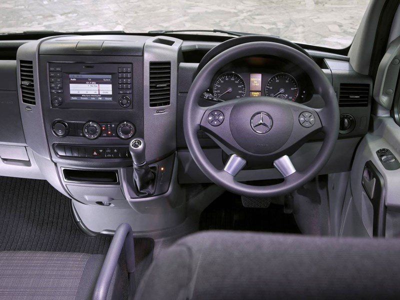 mercedes-benz sprinter 66336 027