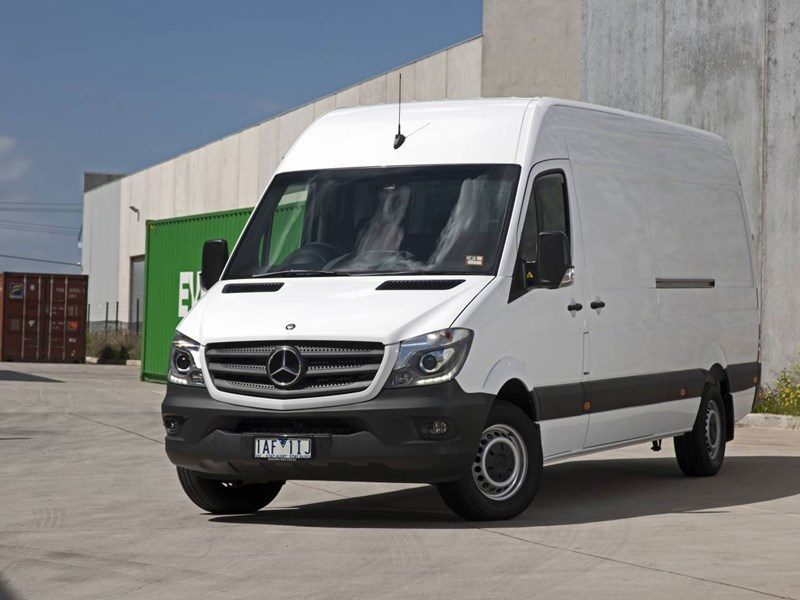 mercedes-benz sprinter 66345 007
