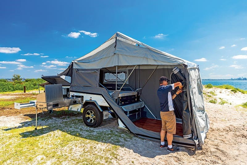 blue tongue camper trailers overland xd 60369 017